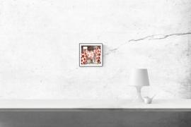 De schuilplaats - kunstprint