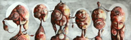 The ancient ones | 200x60 cm | FOR SALE