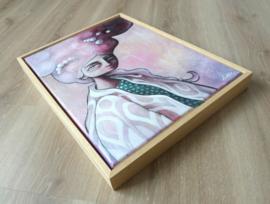 La Reine | 40x30cm | FOR SALE