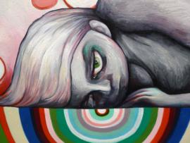 Insomnia | 80x60cm | TE KOOP