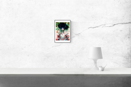 Mizuame - kunstprint
