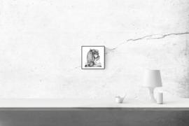 Hansel & Gretel Overdrive - kunstprint