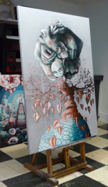 Troy | 100x140cm | FOR SALE