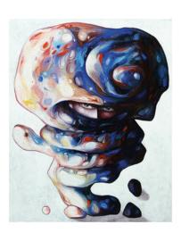 The Cave II - art print
