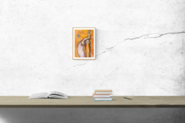 The despair - kunstprint