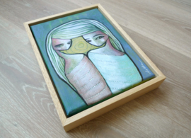 Sisters| 24x18cm | FOR SALE