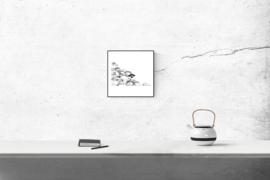 Verlegen Connemara II - kunstprint