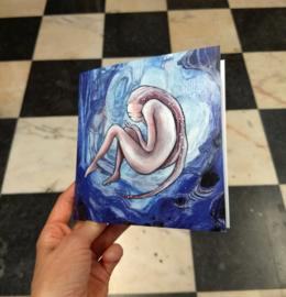 Treasure - greeting card