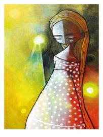 Alina- art print
