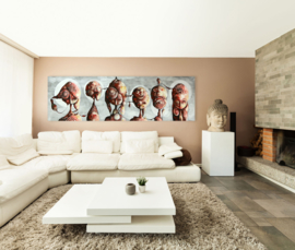 The ancient ones | 200x60cm | TE KOOP