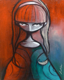Kyra | 30x24cm | FOR SALE