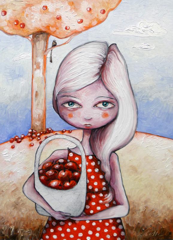 Apple blossom | VERKOCHT