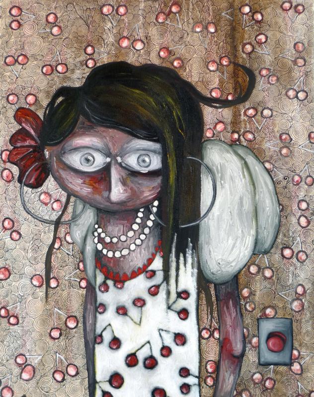 La Gitane - kunstprint