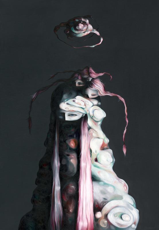 Spirit Voices - kunstprint