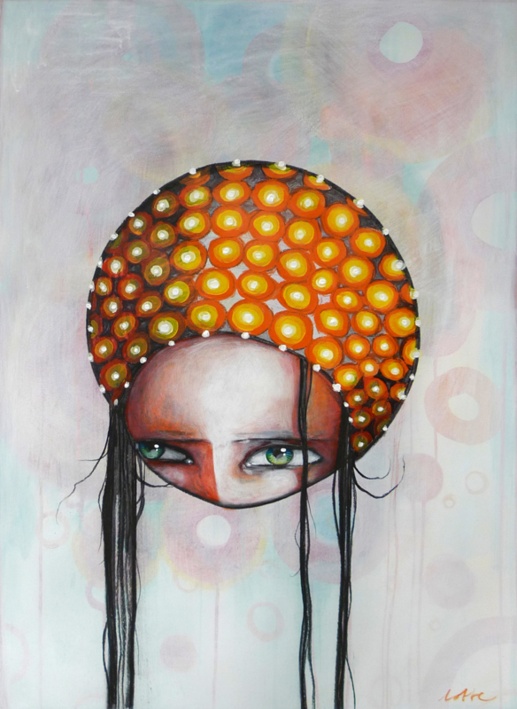 Swimster | 76x56cm | FOR SALE