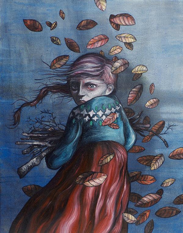 The wind | VERKOCHT
