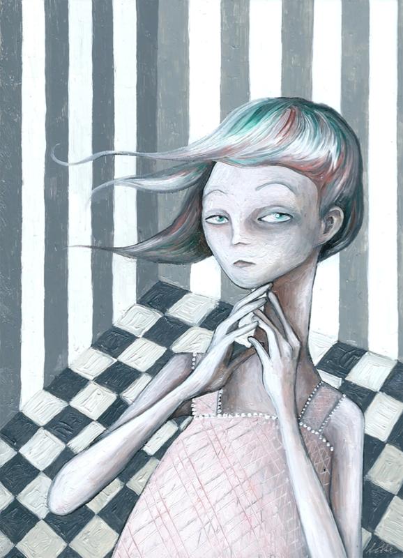 Tiles and stripes | VERKOCHT