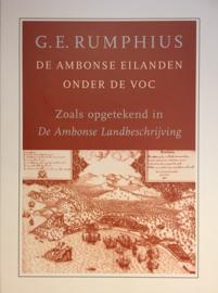 G.E. Rumphius | De Ambonse eilanden onder de VOC