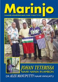 Marinjo magazine nummer 6  2018/2019