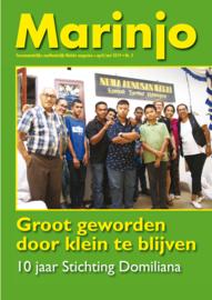 Marinjo magazine nummer 2  april | mei 2019