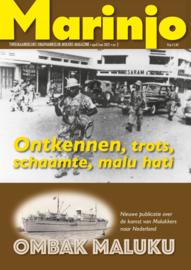 Marinjo magazine no. 2  van april 2021 | mei 2021