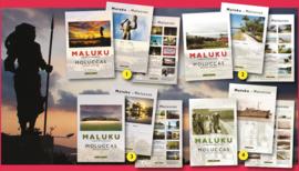 4x Maluku verjaardagskalender