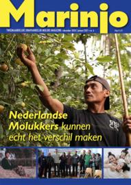 Marinjo magazine no. 6  van december 2020 | januari 2021