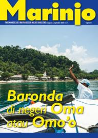 Marinjo magazine nummer 4  van augustus 2020 | september 2020