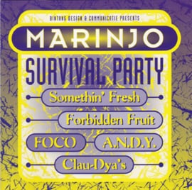 Live CD Marinjo Survival Party 1997