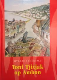Toni Titjak op Ambon