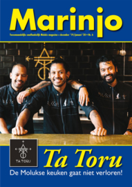 Marinjo magazine nummer 6  dec 2019 | jan 2020