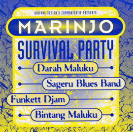 Live CD Marinjo Survival Party 1996