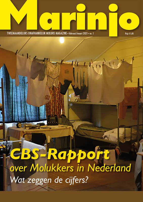 Marinjo magazine no. 1  van februari 2021 | maart 2021