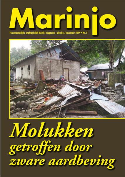 Marinjo magazine nummer 5  okt | nov 2019