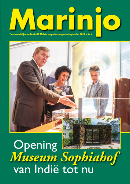 Marinjo magazine nummer 4  aug   sept 2019