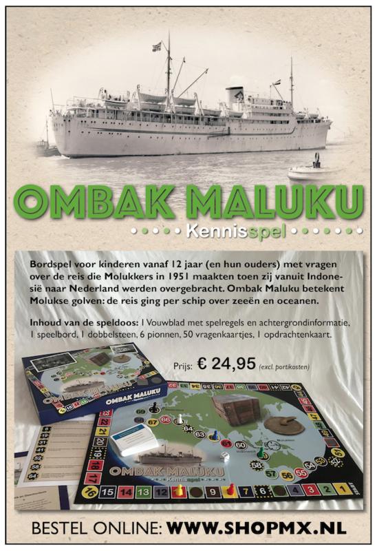 Ombak Maluku Kennisspel