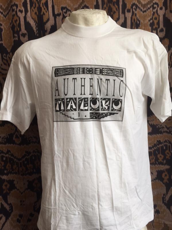 T-Shirt Maluku Authentic