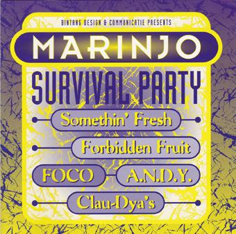 Live CD Marinjo Survival Party 1997