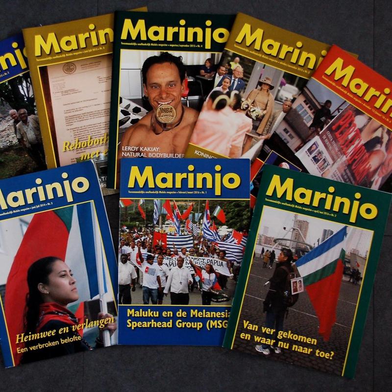 Marinjo magazine abonnement