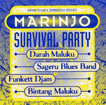 Live CD Marinjo Survival Party 1996