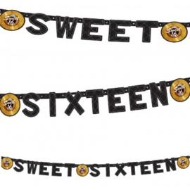 Letterslinger Sweet 16 (38406H)