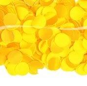 Confetti Geel - 100 gram (08953F)