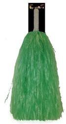 Pom pom cheerleader groen (0401GF)