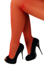 Netpanty Rood fijne mazen - volwassenen (11065P)