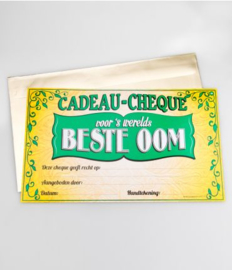 Cadeau-cheque BESTE OOM (09PD)