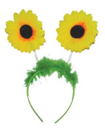 Diadeem zonnebloemen (53729E)