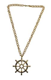 Gouden ketting Stuurwiel (59306E)