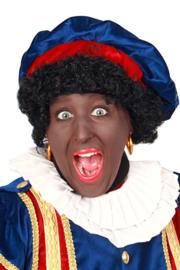 Pruik Piet Zwart Populair (12039P)