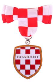 Broche met strikje Brabant (25771P)