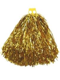 Pom pom cheerleader goud (84660P)